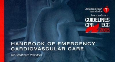 Handbook of Emergency Cardiovascular Care: For Healthcare Providers 9780874934601