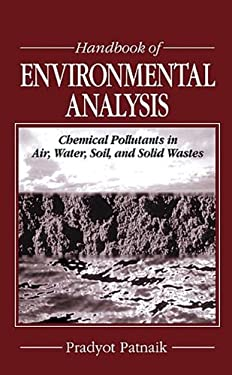 Handbook of Environmental Analysis 9780873719896