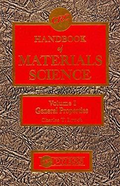 Handbook of Materials Science, Volume I: General Properties