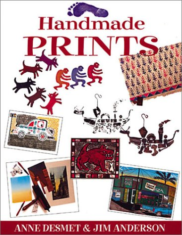 Handmade Prints: An Introduction to Creative Printmaking Without a Press 9780871925466