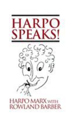 Harpo Speaks! 9780879100360