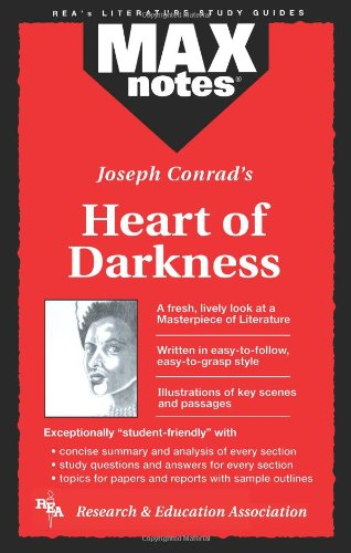 Heart of Darkness (Maxnotes Literature Guides) 9780878910175