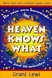 Heaven Knows What 3878050