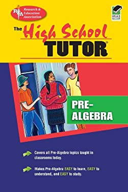 High School Pre-Algebra Tutor 9780878914838
