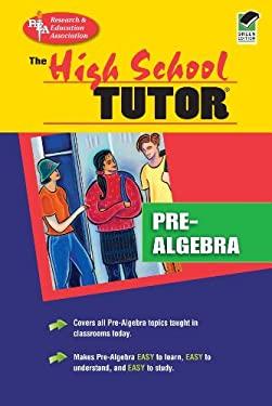 High School Pre-Algebra Tutor - Conklin, Joseph / Research & Education Association / Rea