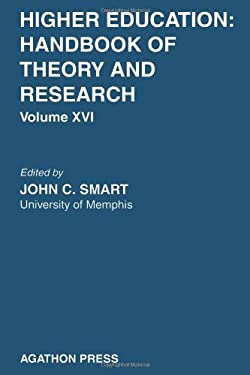 Higher Education: Handbook of Theory and Research 9780875861319