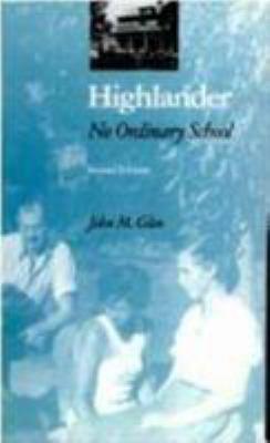 Highlander: No Ordinary School Second Edition 9780870499289