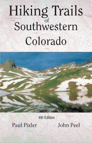 Hiking Trails of Southwestern Colorado 9780871089397