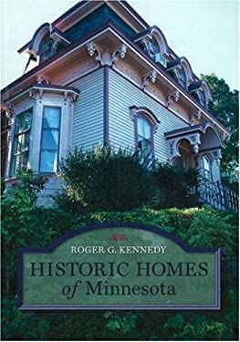 Historic Homes of Minnesota 9780873515573