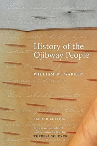 History of the Ojibway People 9780873516433