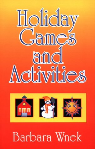 Holiday Games and Activities 9780873223553