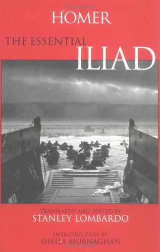 Iliad, Abridged 9780872205420