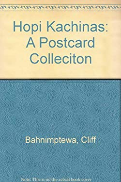 Hopi Kachinas Postcards 9780873585552
