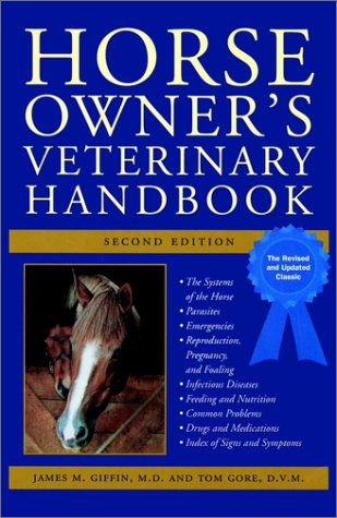 Horse Owner's Veterinary Handbook 9780876056066