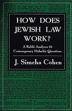 How Does Jewish Law Work