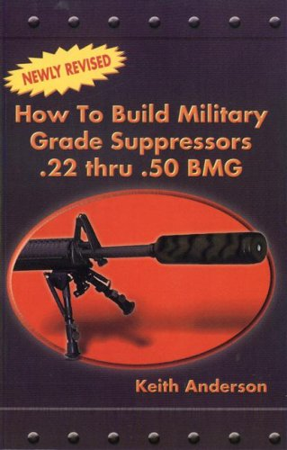 How to Build Military Grade Supressors .22 Thru .50 BMG 9780879471958