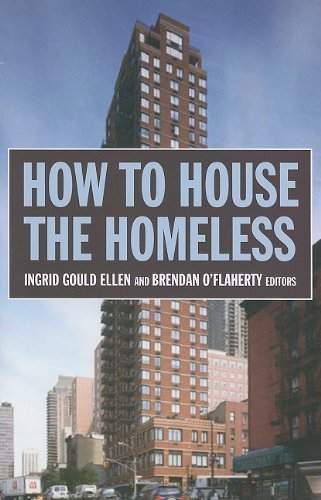 How to House the Homeless 9780871544544