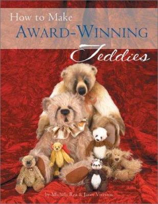 How to Make Award-Winning Teddies 9780875886480