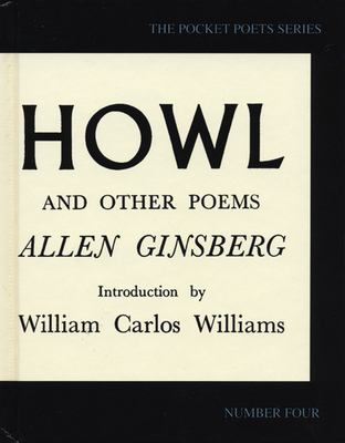 Howl and Other Poems 9780872863101