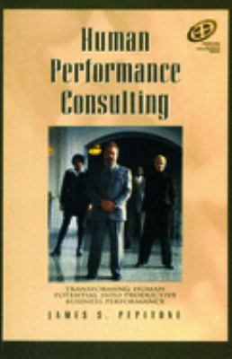 Human Performance Consulting 9780877193524