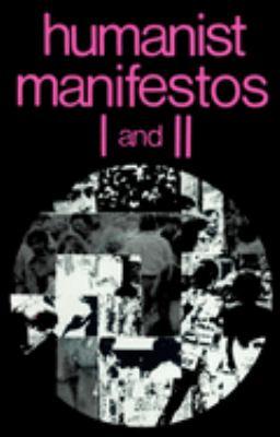 Humanist Manifestos I and II 9780879750312