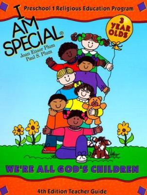 I Am Special: Preschool 1 Religious Education Program, Were All God [With Story Sheets and 2 Zip Lock Bags and Punch-Out Sheets] 9780879731182