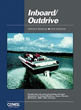 Inboard/Outdrive Service Manual 9780872884144