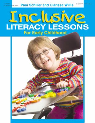 Inclusive Literacy Lessons for Early Childhood 9780876592991