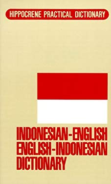 Indonesain-English, English-Indonesian Dictionary 9780870528101