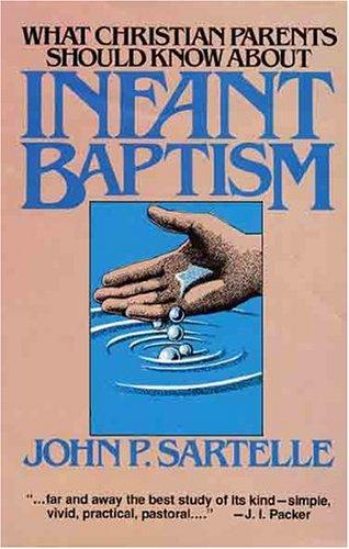 Infant Baptism 9780875524290