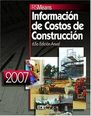Informacion de Costos de Construccion 9780876298534