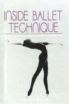 Inside Ballet Technique: Separating Fact from Fiction in the Ballet Class 9780871271914