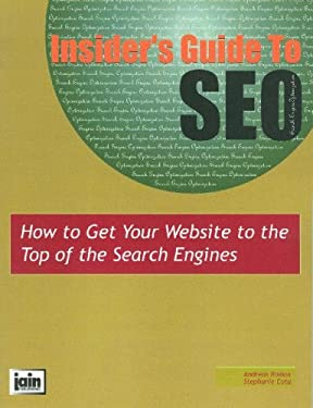 Insider's Guide to Seo 9780875730516