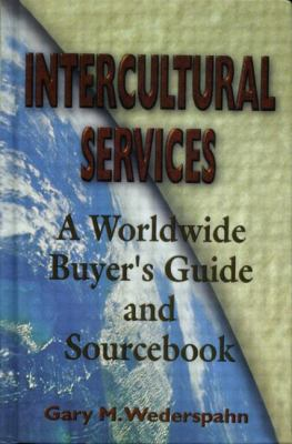 Intercultural Services 9780877193449