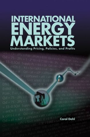 International Energy Markets 9780878147991