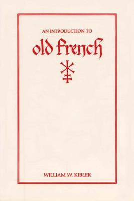 Intro to Old French 9780873522922