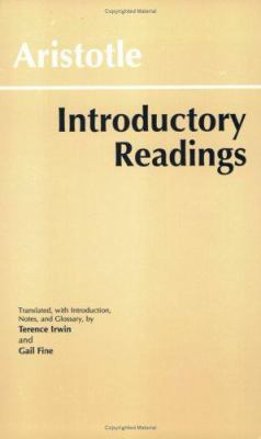 Introductory Readings (Aristotle) 9780872203402