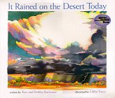 It Rained on the Desert Today (Reading Rainbow Book) 9780873585750