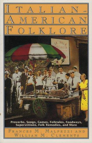 Italian-American Folklore 9780874835335