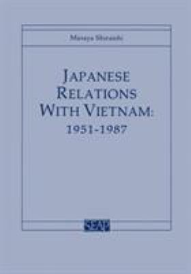 Japanese Relations with Vietnam, 19511987