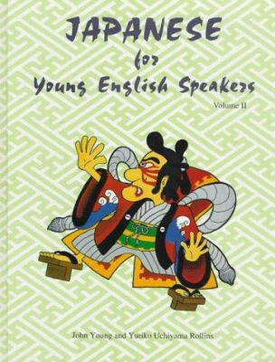 Japanese for Young English Speakers 9780878403516
