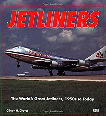 Jetliners 9780879388218