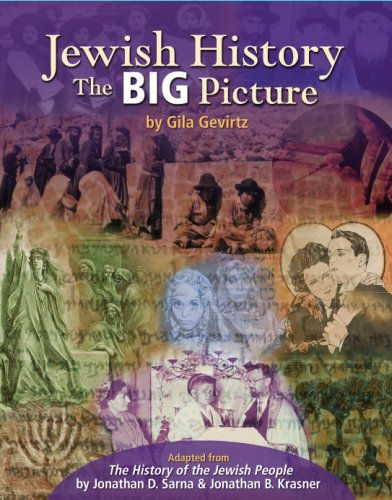 Jewish History: The Big Picture 9780874418385