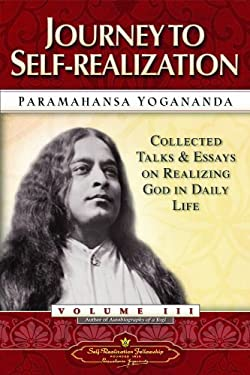 Journey to Self-Realization 9780876122563