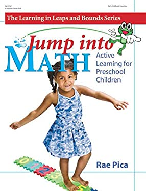 Jump Into Math: Active Learning for Preschool Children 9780876590553