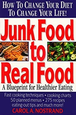 Junk Food to Real Food: A Blueprint for Healthier Eating 9780879836276