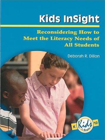 Kids Insight 9780872072657