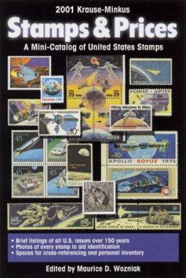Krause-Minkus Stamps & Prices: A Mini-Catalog of United States Stamps 9780873419628