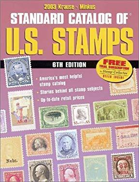 Krause-Minkus Standard Catalog of U.S. Stamps 9780873494731