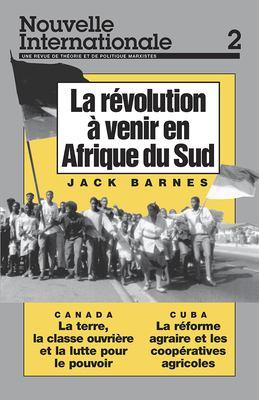 La Revolution A Venir En Afrique Du Sud 9780873486453